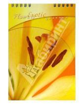 Картинка к книге КТС-про - Блокнот А5 48 листов (клетка)/С2851 Орхидея