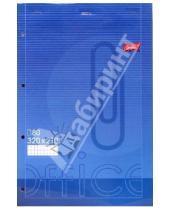 Картинка к книге Unipap - Блокнот с перфорацией 80-WR-0566 А4 клетка 210Х320