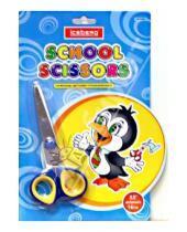 Картинка к книге Ножницы - Ножницы школьные тупоконечные (SP6008)
