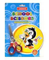 Картинка к книге Ножницы - Ножницы детские тупоконечные (SP4013-ISP)