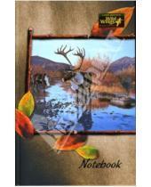 Картинка к книге Канцелярские товары - Notebook А5 112л. WW20
