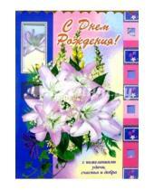 Картинка к книге Стезя - 1БТ-002/День рождения/открытка гигант двойная