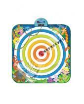 "Картинка к книге Интерактивный коврик - Музыкальная игрушка ""Дартс 1"" (SLW9784/355)"