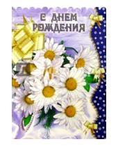 Картинка к книге Стезя - 1Т-045/День рождения/открытка двойная гигант