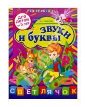 Картинка к книге Ивановна Елена Соколова - Звуки и буквы. Для детей от 5-ти лет