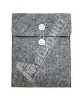 Картинка к книге Felt - Чехол для Ipad. Серый (070008)
