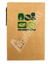 Картинка к книге Tree - Блокнот для заметок А6 с ручкой и закладками (070061)