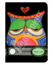 "Картинка к книге Modo Arte. Owls - Бизнес-блокнот Modo Arte ""Owls"" А5- (6101)"