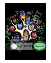 "Картинка к книге Modo Arte. Owls - Бизнес-блокнот Modo Arte ""Owls"" А5- (6102)"