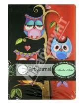 "Картинка к книге Modo Arte. Owls - Бизнес-блокнот Modo Arte ""Owls"" А5- (6103)"