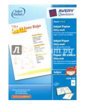 Картинка к книге Avery Zweckform - Фотобумага для струйного принтера. Матовая. А4. 110 г/м. 150 л.