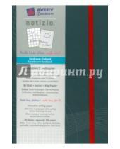 Картинка к книге Avery Zweckform - Блокнот Notizio. Твердая обложка. Серый. 80 листов, А5