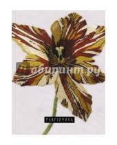 """Картинка к книге Блокноты от Parfionova - Блокнот для записей """"Раскрытый тюльпан"""", А5"""