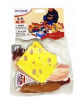"""Картинка к книге Miniland Educational - Игровой набор """"Завтрак"""" (30559)"""