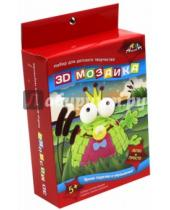 "Картинка к книге АппликА - Мозаика 3D ""Лягушонок"" (С2245-04)"