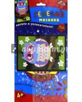 "Картинка к книге АппликА - Мозаика гелевая ""Сова"", А6 (С2603-09)"