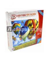 """Картинка к книге TUKZAR - Пазл бумажный объемный 3D """"Воздушные шары"""", 60х45 см (TZ 12732)"""