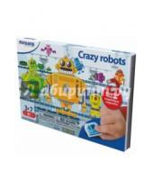 "Картинка к книге Miniland Educational - Магнитная игра ""Робот"" (31961)"