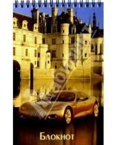 Картинка к книге Феникс+ - Блокнот 2862 А5 60 листов (пружина, автомобиль)