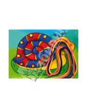 Картинка к книге Умка - развивающие игры - Волшебство веревочек: Улитка