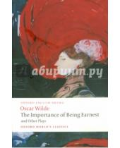 Картинка к книге Oscar Wilde - The Importance of Being Earnest and Other Plays