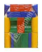 "Картинка к книге Орион-игрушки - Набор кубиков ""Хуторок"" (627)"