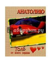 Картинка к книге Стезя - 12К-006/Анатолию/открытка двойная