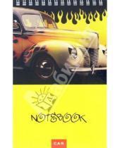 Картинка к книге Папириум - Блокнот 60 листов А5  Ретромобиль (Б600201-04)