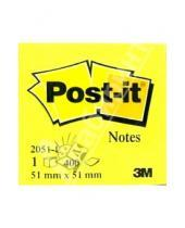 Картинка к книге POST-IT - Бумага для заметок 2051-L 400 листов 51х51 (желтая)