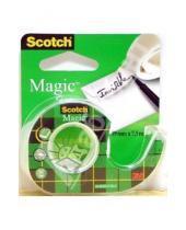 Картинка к книге POST-IT - Scotch Magic 8-1975D-EEME 19 mmх7.5m (матовый)