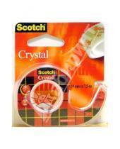 Картинка к книге POST-IT - Scotch Crystal 6-1975D-EEME (прозрачный)
