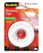Картинка к книге POST-IT - Scotch Mounting Tape Cat.110 (двусторонний монтажный)