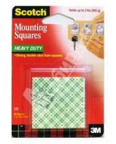 Картинка к книге POST-IT - Scotch Mounting Squares Cat.111 (двусторонние квадраты)