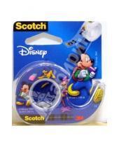 Картинка к книге POST-IT - Scotch Disney 214DN-MI (Микки Маус)