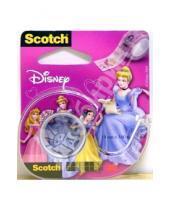 Картинка к книге POST-IT - Scotch Disney 314DN-PR (Принцесса)