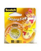 Картинка к книге POST-IT - Scotch Decorative 214HD-HT (сердечки)