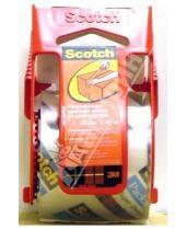 Картинка к книге POST-IT - Scotch упаковочный E5020D-NOEU (прозрачный)