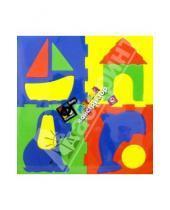 Картинка к книге Мягкий конструктор - Мозаика. Коврик с силуэтами. 12 шт. (053212)