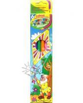 Картинка к книге Волшебные палочки - Карандаши гибкие 6 цветов (СВР-6)