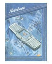Картинка к книге Канцелярские товары - Notebook А5 80 листов (3369-3370)
