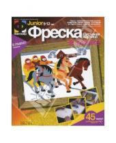 Картинка к книге Фреска - Фреска с рамкой 407027/Зима