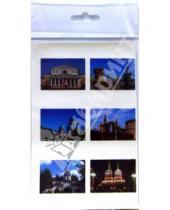 Картинка к книге Ле Флэш - Photo Sticker. Виды Москвы (в ассортименте)