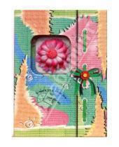 Картинка к книге Записная книжка-личный дневник с замочком - Книга для записей (подарочная упаковка) (FS-32072)