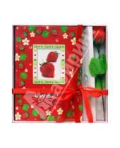 Картинка к книге Записная книжка-личный дневник с замочком - Книга для записей (подарочная упаковка) (GZ32448-А)