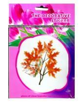 Картинка к книге Ле Флэш - Наклейка Dеcorative Sticker (12,5х13см) декоративная, объемная. В ассортименте