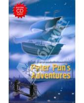 Картинка к книге Антология - Peter Pan's Adventures (+CD)