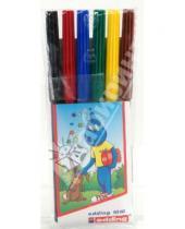 Картинка к книге Edding - Набор фломастеров. 6 цветов, детский в блистере (1010)