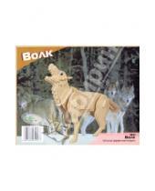 Картинка к книге Дикие животные - Волк (M024)