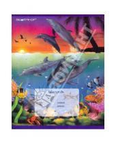 "Картинка к книге Silwerhof - Тетрадь ""Море"" 24 листа, линейка (721084-31)"