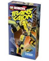 """Картинка к книге QBstory. Robots - Набор для конструирования """"TRANS KAION-trans kaion"""" (200032)"""